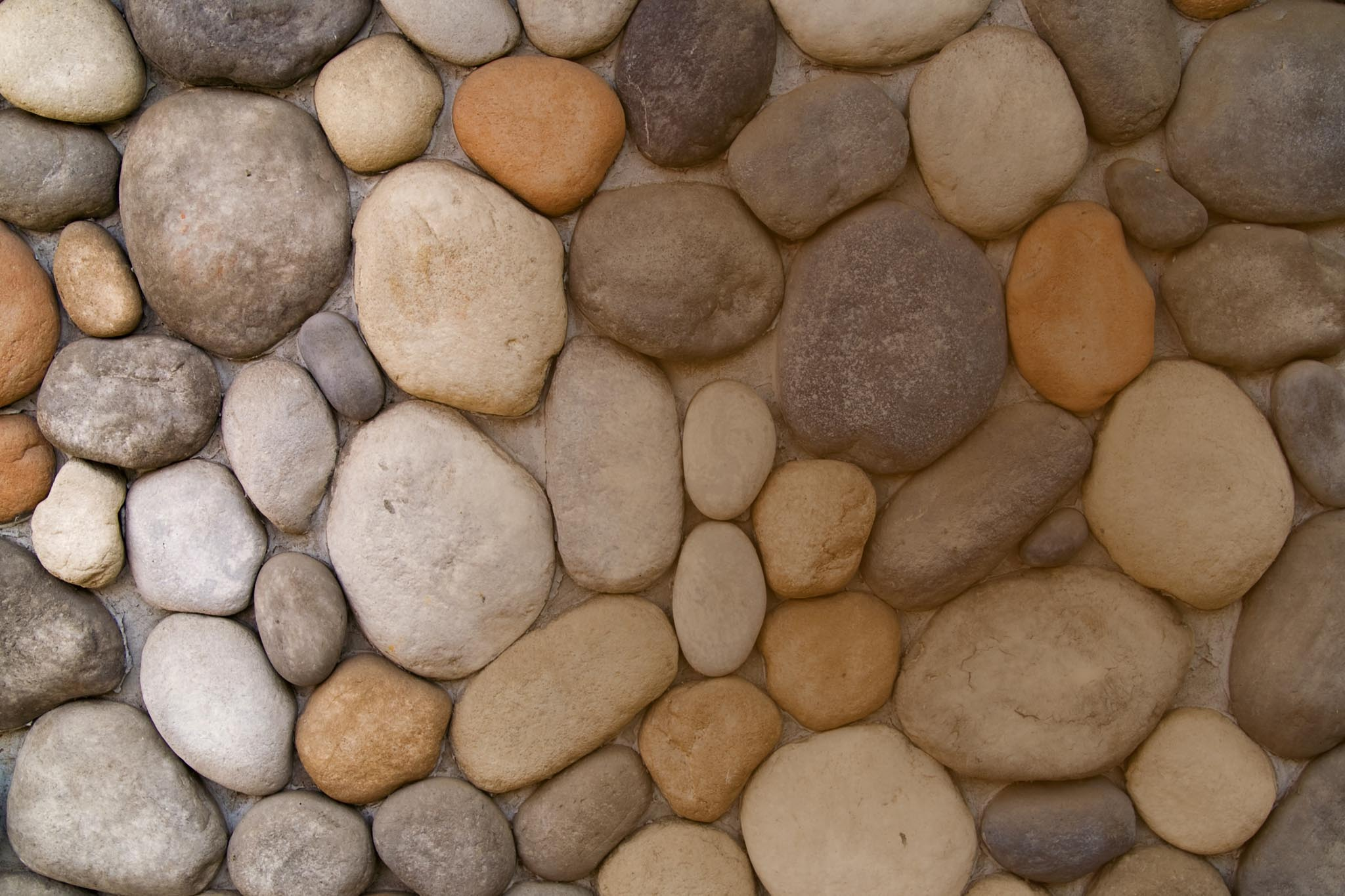 background image of river stones